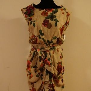 Beautiful Eva Franco dress floral print